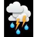 Probabilidad de tormenta