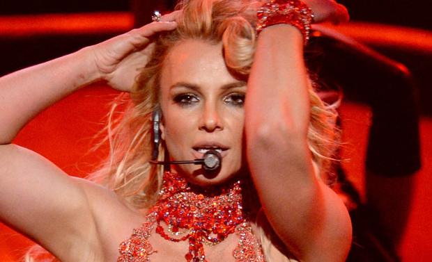 Britney Spears prepara un video clip de lo ms caliente
