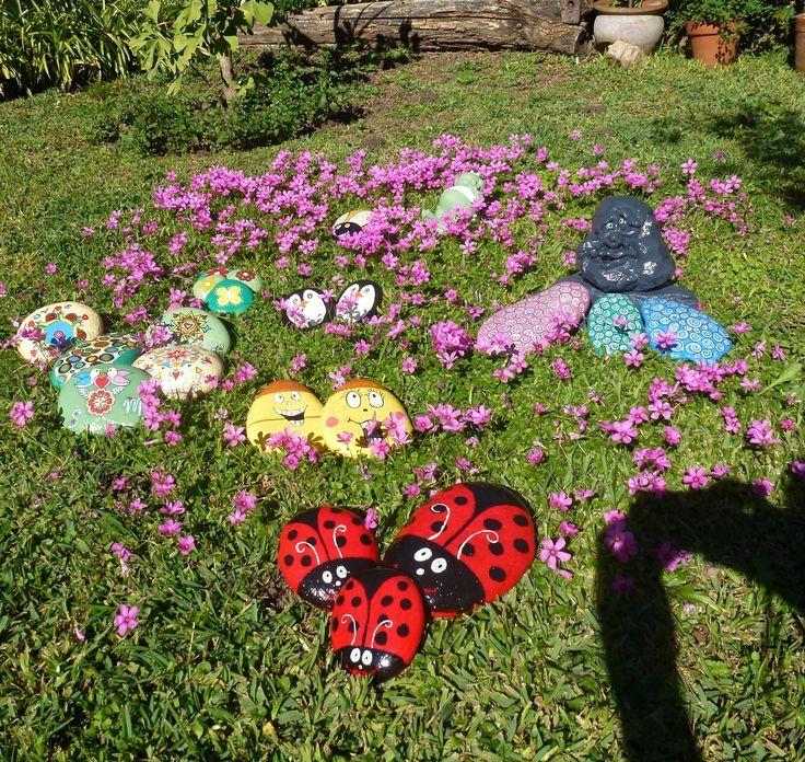 3 - Piedras Jardin