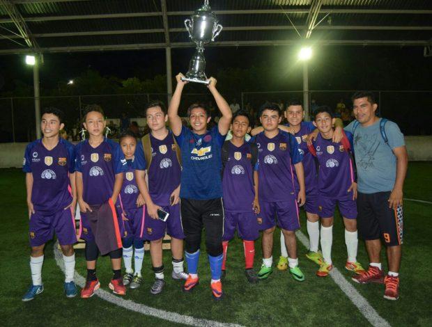 Triunfa toluca jr frente a pumas en la liga municipal de for Liga municipal marca