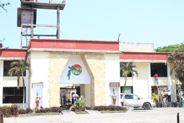 Pc presenta reporte de da os del hotel villas kin ha for Villas kin ha palenque incendio