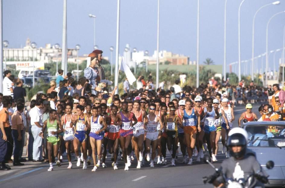 Celebran 25 Anos De Los Juegos Olimpicos De Barcelona 1992 Diario
