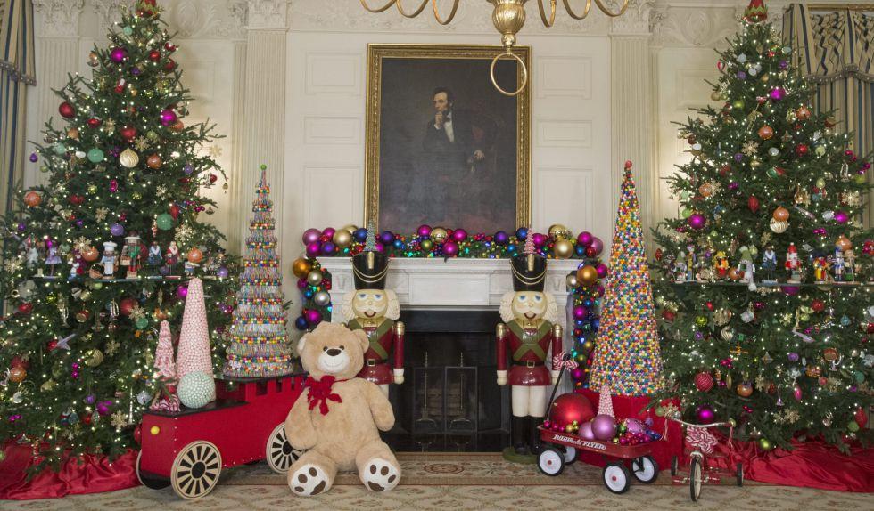 Llega la navidad a la casa blanca diario de palenque - La casa de la navidad ...