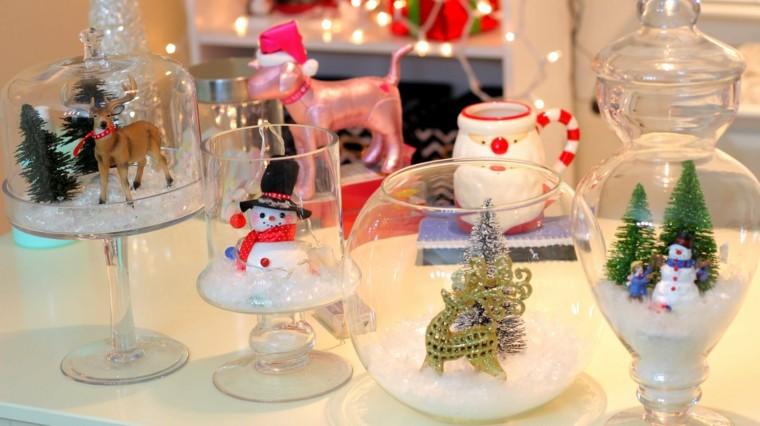 Ideas adornos navidenos para casa