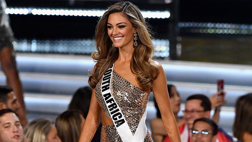 Miss Universo 2017 Colombia >> Miss Sudáfrica, ganadora de Miss Universo 2017 | Diario de Palenque