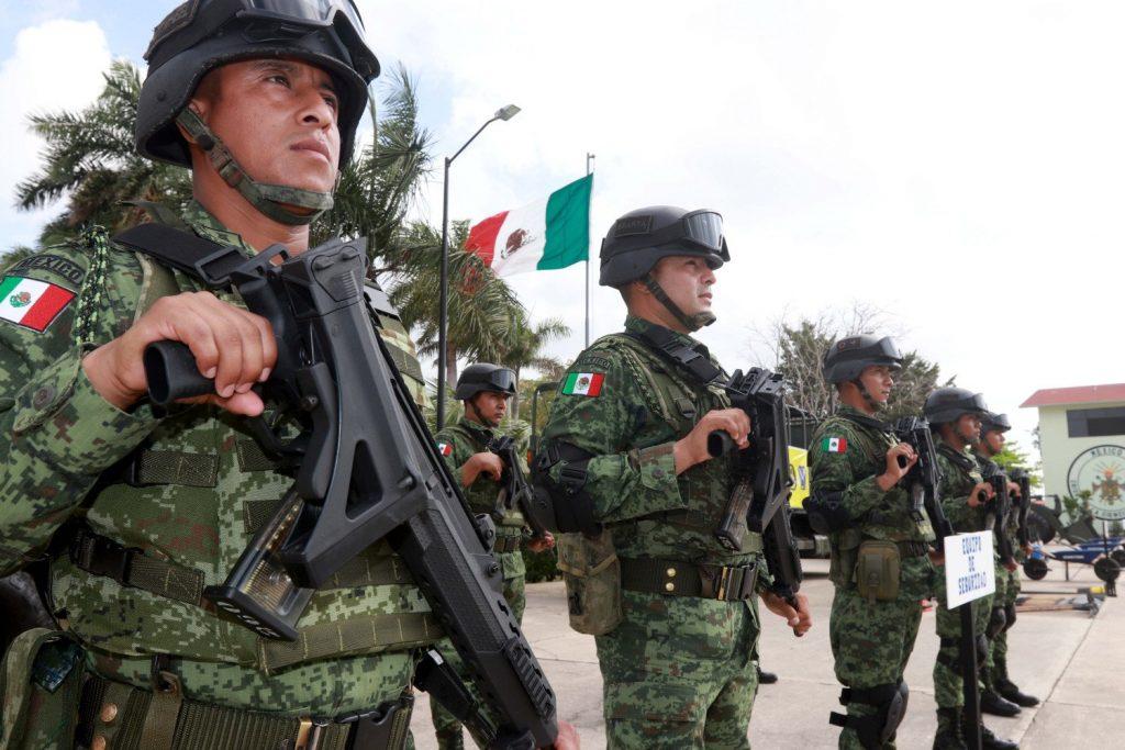 Resultado de imagen para guardia nacional mexico